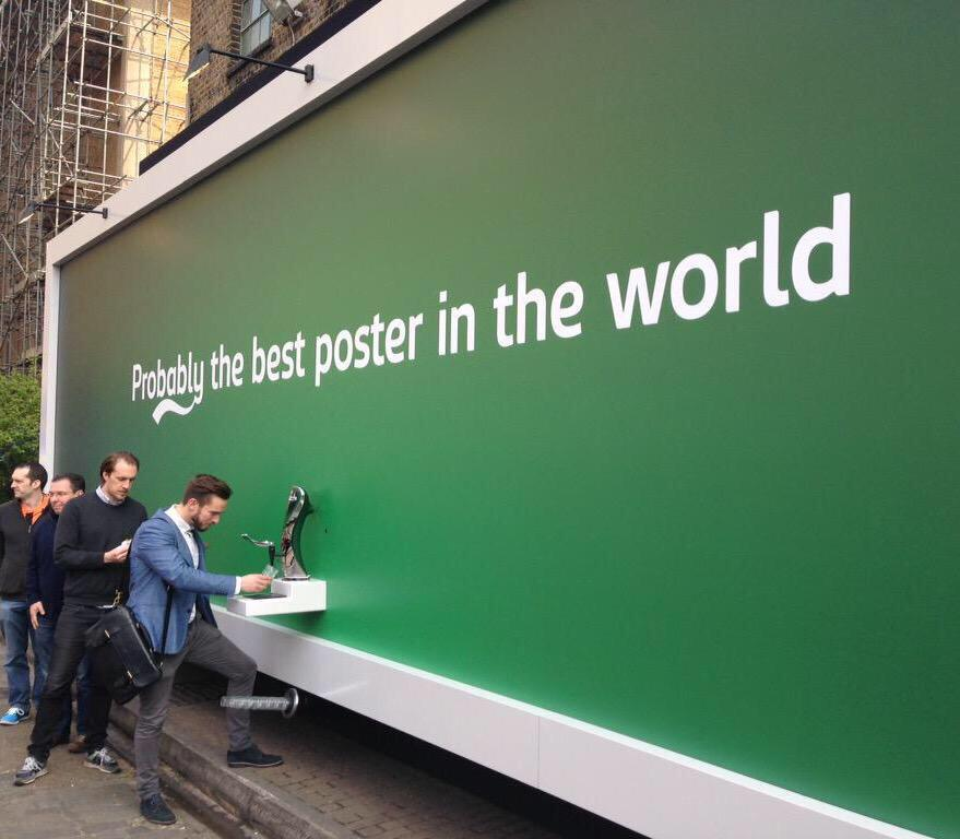 Carlsberg best billboard